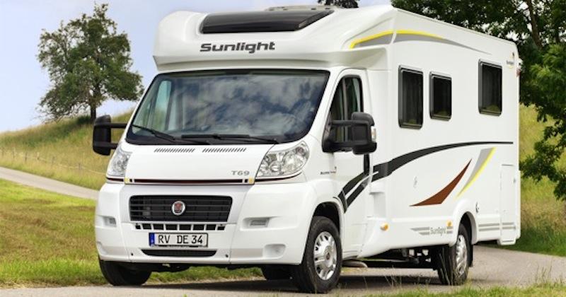 sunlight t69 camping car le site. Black Bedroom Furniture Sets. Home Design Ideas