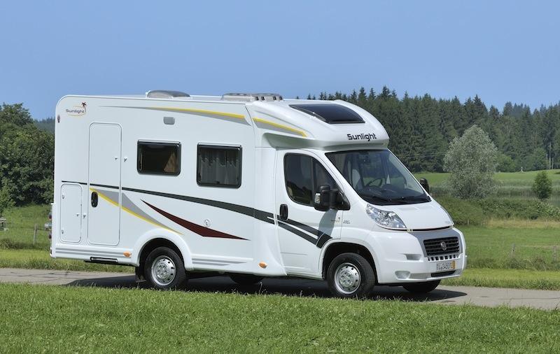 sunlight t59 camping car le site. Black Bedroom Furniture Sets. Home Design Ideas