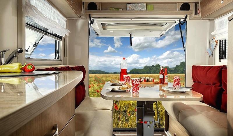 b rstner brevio t 645 camping car le site. Black Bedroom Furniture Sets. Home Design Ideas