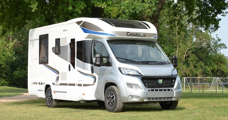 essai camping car chausson welcome 628 eb camping car le site. Black Bedroom Furniture Sets. Home Design Ideas