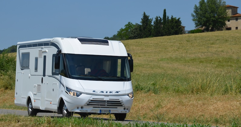 essai camping car la ka ecovip 712 camping car le site. Black Bedroom Furniture Sets. Home Design Ideas