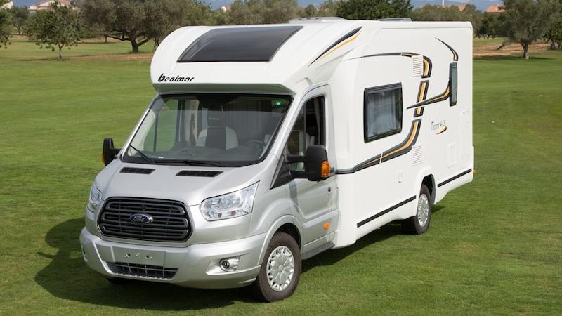 essai camping car b nimar tessoro 485 camping car le site. Black Bedroom Furniture Sets. Home Design Ideas