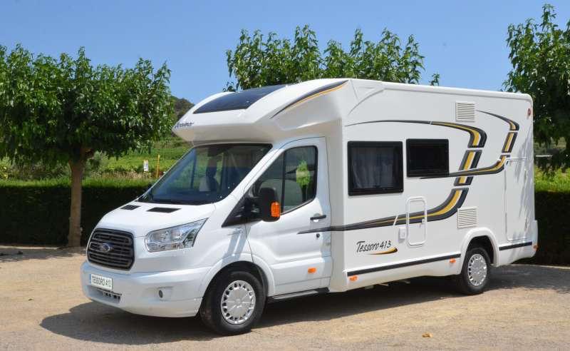 Camping-car Bénimar 2016