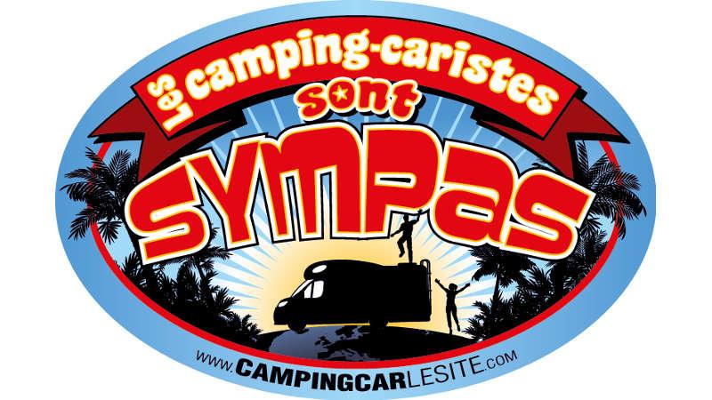 Les camping-caristes sont sympas