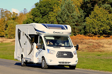 Camping-car Chausson 620