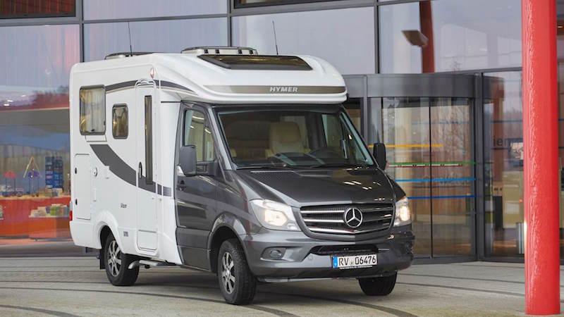 Camping-car Hymer Van S