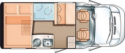 Carado T132 plan
