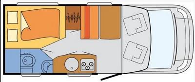 Sunlight T58 plan