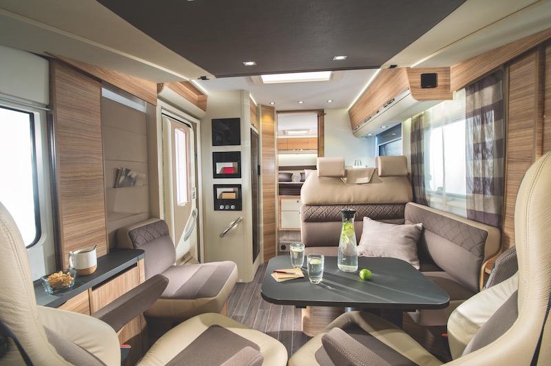 Camping-car Adria Sonic 600 SC Platinum