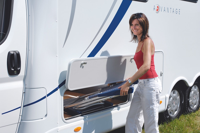 debuter en camping-car