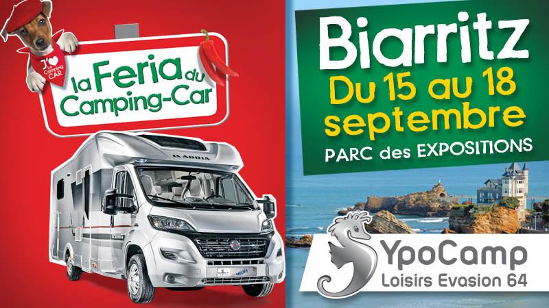 La Féria du camping-car à Biarritz (64)