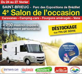 Salon de Saint-Brieuc (22) :