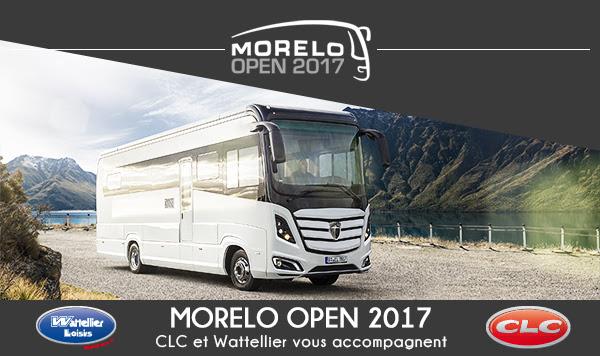 MORELO OPEN 2017 partenaires