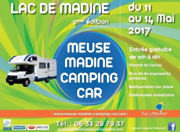 Meuse Madine CC affiche