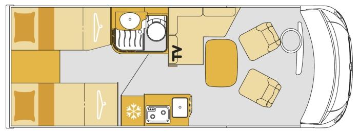 Bavaria I650GJ plan