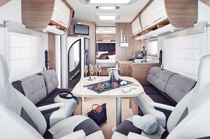 ITINEO Camping-car