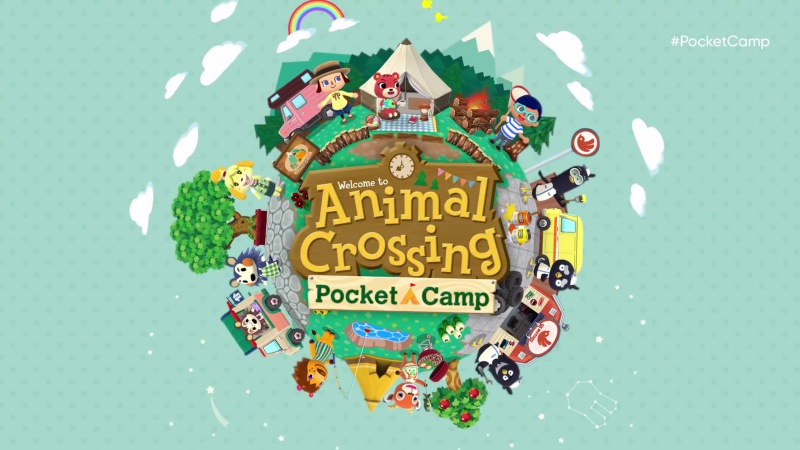 Animal Crossing Pocket Camp Titre