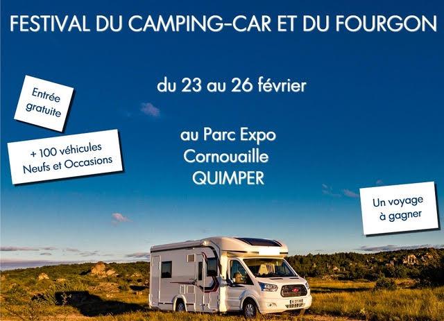 Festival CC Fourgon Quimper fevrier 2018