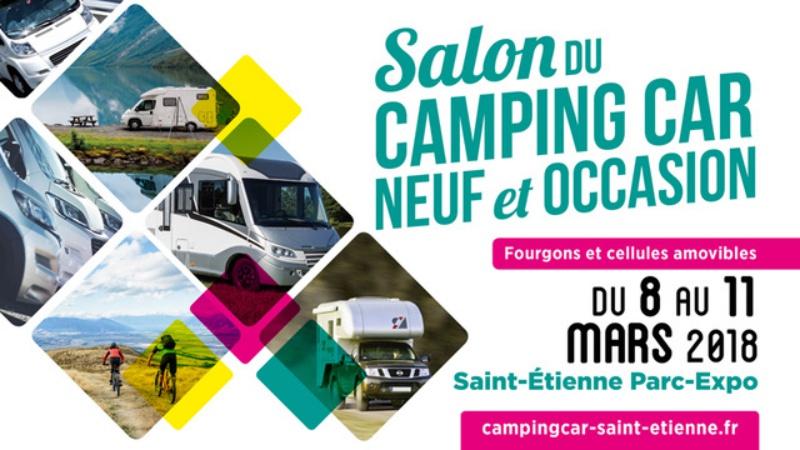 Salon CC Saint Etienne mars 2018