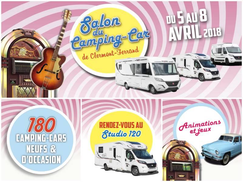 Salon CC Clermont Avril
