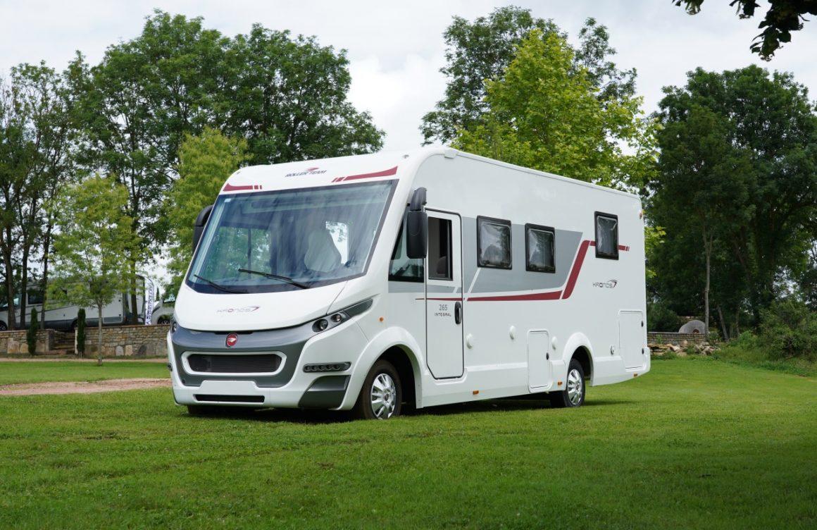 roller team toujours plus de camping cars kronos camping car le site. Black Bedroom Furniture Sets. Home Design Ideas