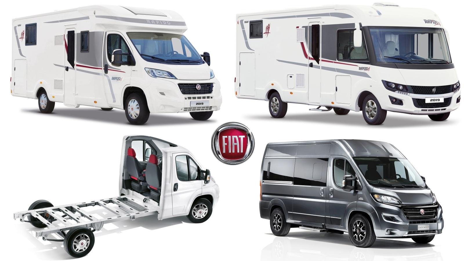 le fiat ducato est il toujours le roi du camping car camping car le site. Black Bedroom Furniture Sets. Home Design Ideas