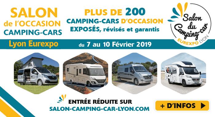 Salon De L Occasion Camping Cars Lyon Eurexpo 69 Camping Car Le Site