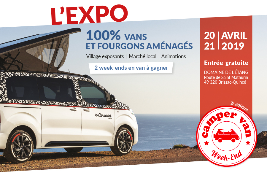 Salon CAMPER VAN WEEK-END