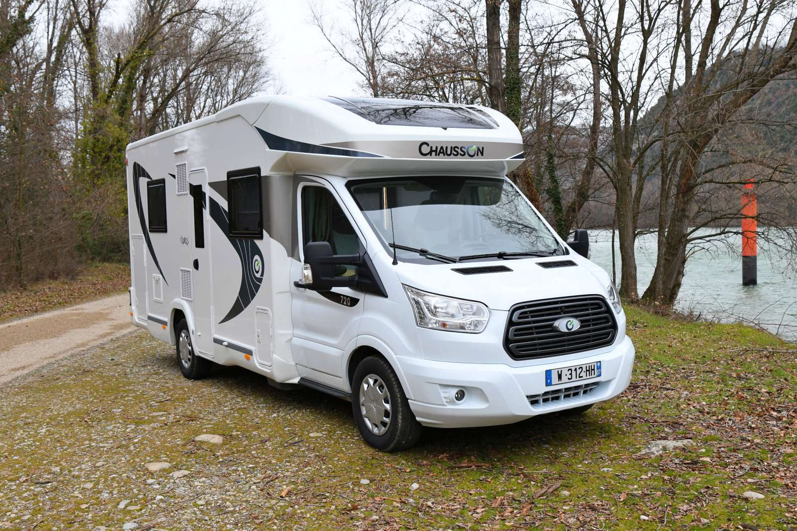 Lavabo Camping Car Chausson