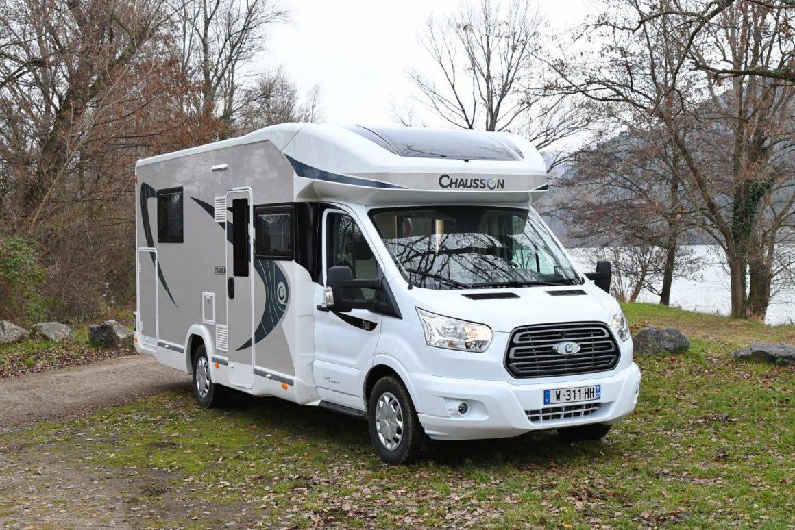 chausson titanium 2 nouveaux profil s tendances camping car le site. Black Bedroom Furniture Sets. Home Design Ideas