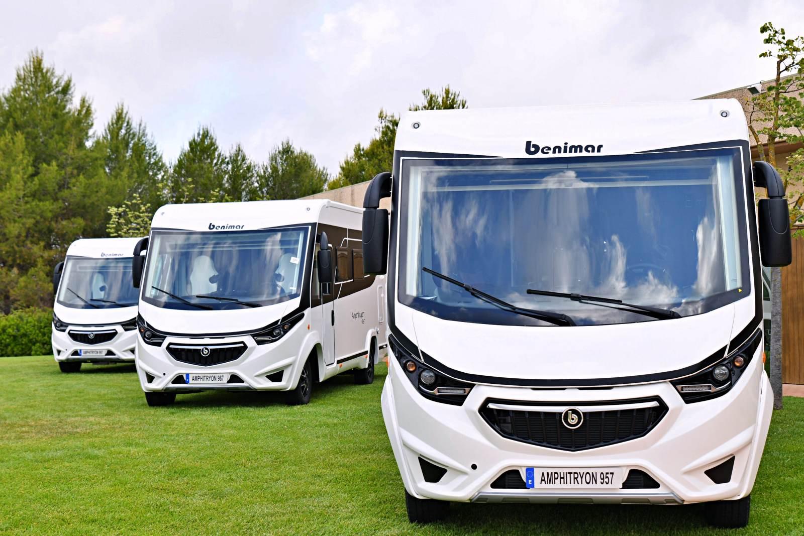 Camping-cars Benimar : un festival de nouveautés pour 2020 ...