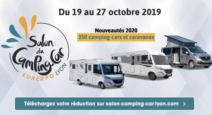 Salon Du Camping Car Eurexpo Lyon 69 Camping Car Le Site