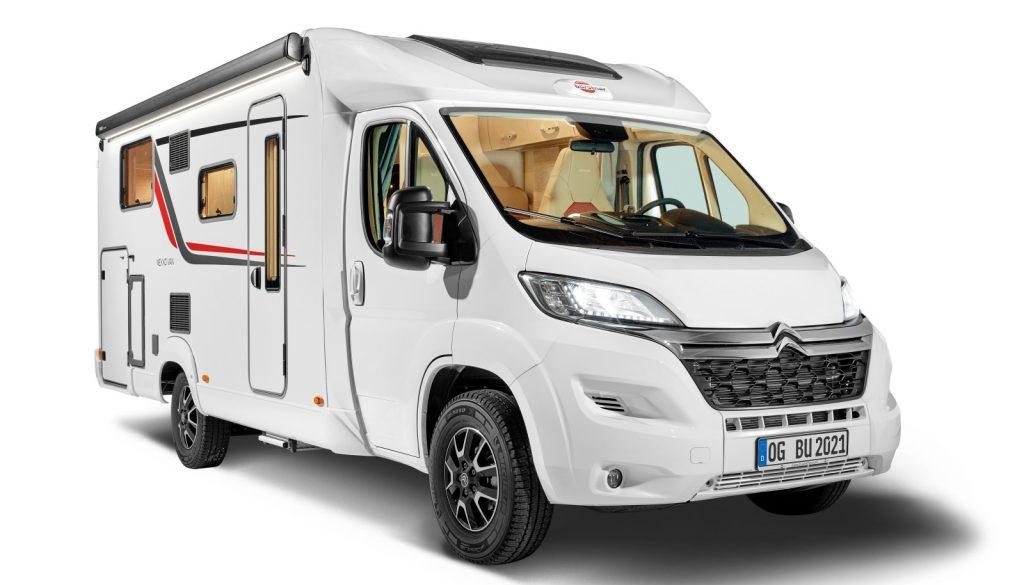Camping-car Bürstner Nexxo Van (2021) sur Citroën Jumper 35 L